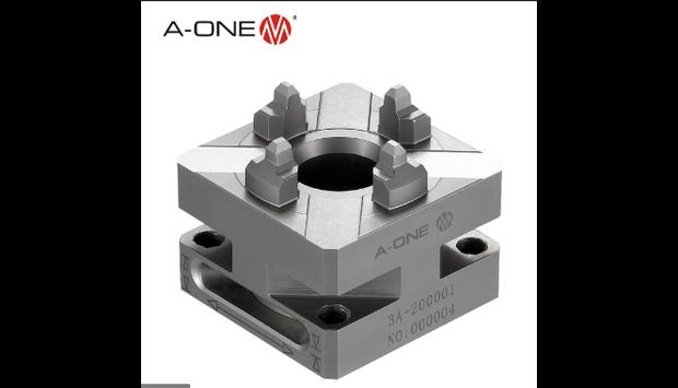 Ứng dụng thiết bị gá kẹp A- One trong gia công cơ khí