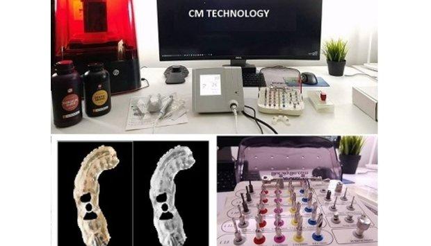 Ứng dụng của công nghệ in 3D trong nha khoa