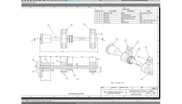 Bản vẽ cơ khí là gì? Các phần mềm vẽ cơ khí dành cho kỹ sư tiêu biểu